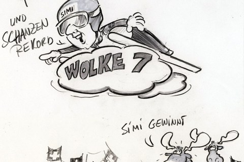 Simi wolke 7