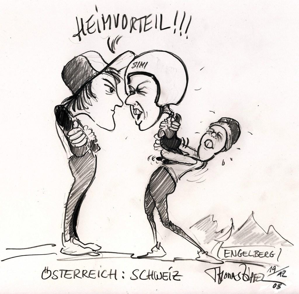Engelberg: Heimvorteil