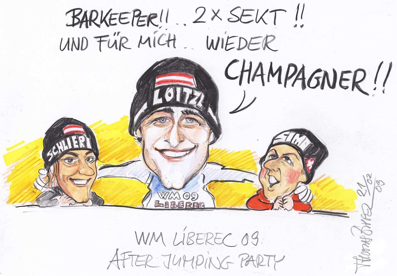 Weltmeister Loitzl