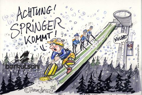Wc opening klingenthal 2013