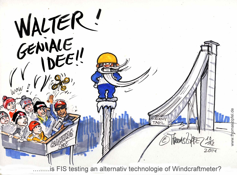 Windcraftmeter