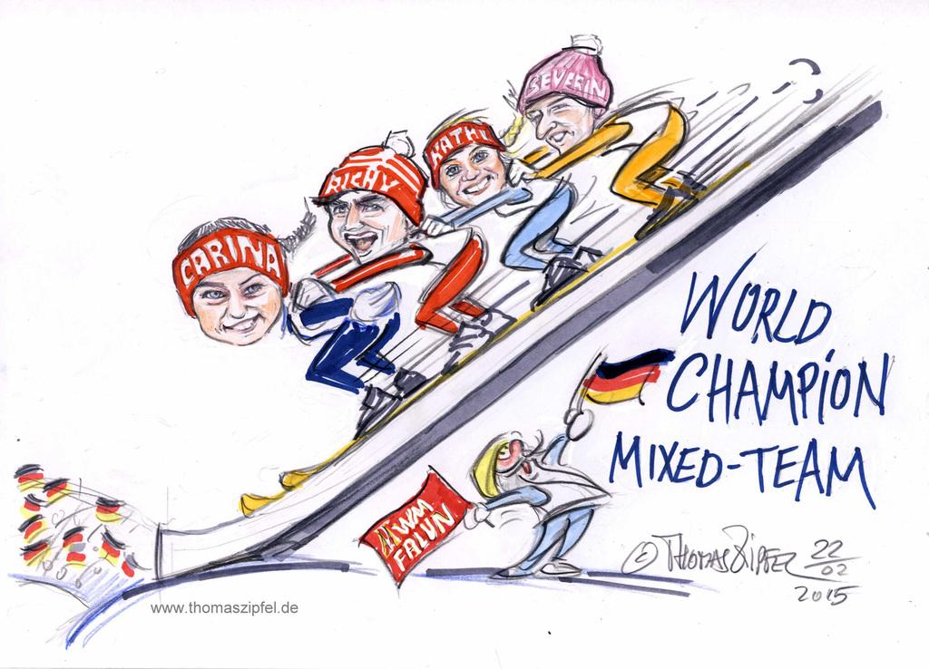 Mixed Team Falun