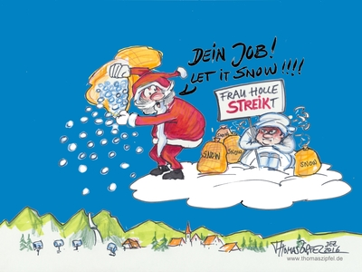 Weihnachtsmann jump guru
