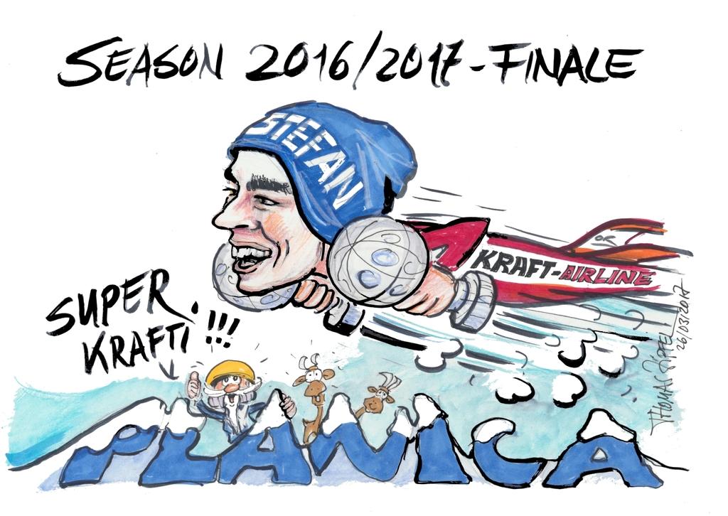 Champion Stefan Kraft