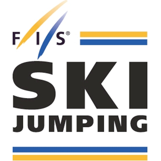 Fis ski jumping logo square