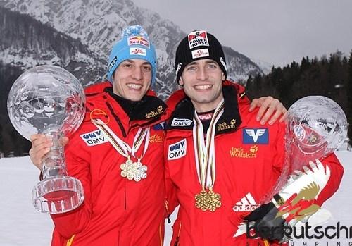 Schlierenzauer loitzl medals