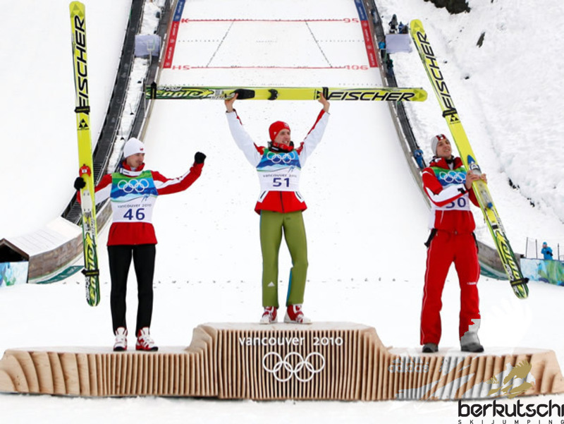 ergebnis skispringen heute