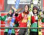4hills podium