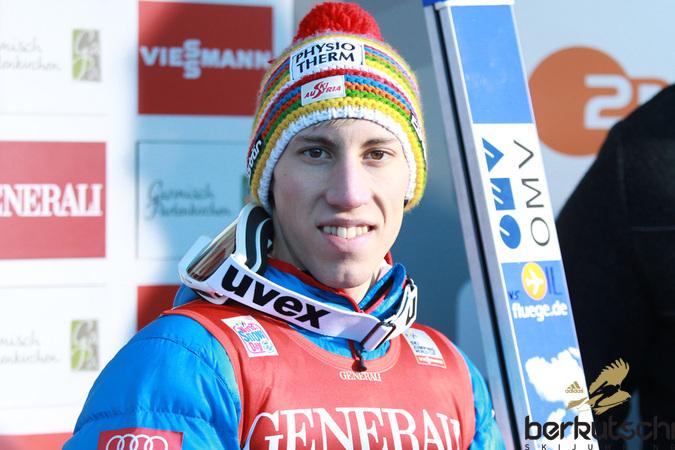 Der Österreicher gewann die Qualifikation ...