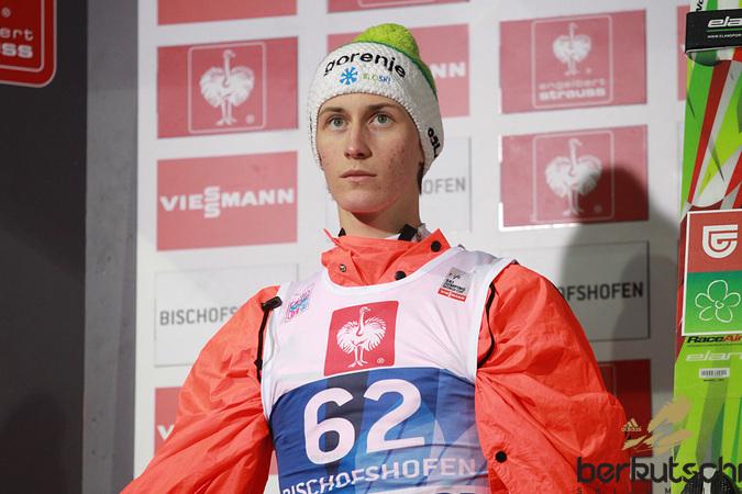 ... und gewann mit 140 m die Qualifikation