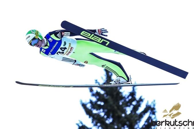 Ganz stark: Peter Prevc, Slowenien