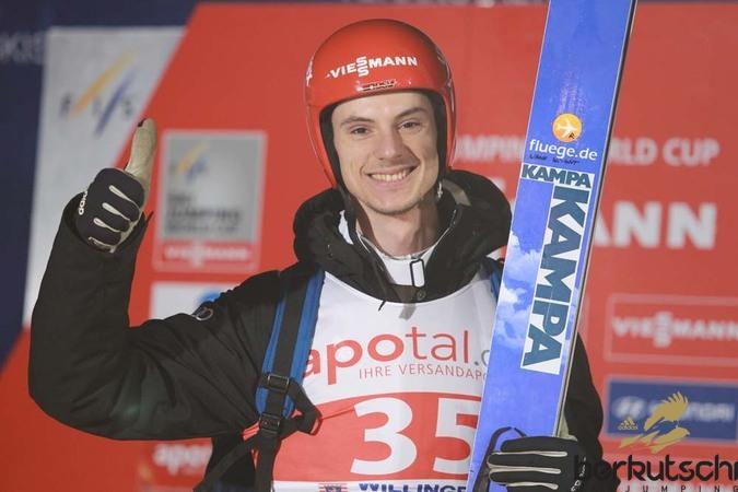 Andreas Wank: Sieger der Qualifikation
