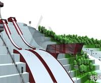 Skispringen indoor wernigerode projekt 0007