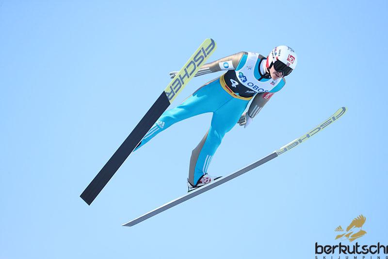 holmenkollen skispringen
