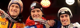 Rune Velta ist Weltmeister