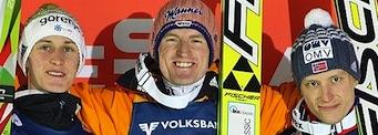 Freund wygrywa w Trondheim