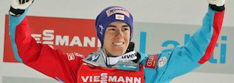 Stefan Kraft til topps