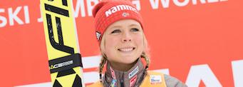 Überragende Maren Lundby