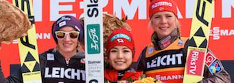 Takanashi vinner avslutningsrenn