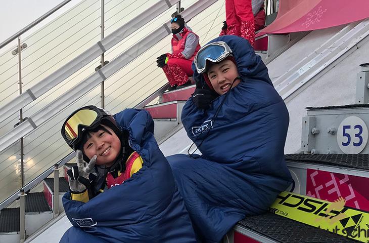 Moment pyeongchang