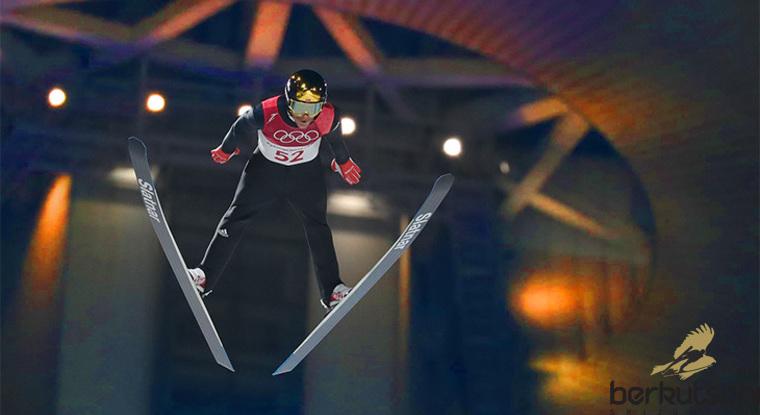 Athleten in Pyeongchang
