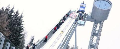 skispringen herren heute