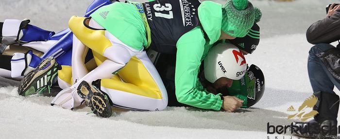 skispringen gesamtweltcup sieger