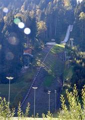 Engelberg skisprungschanze 4