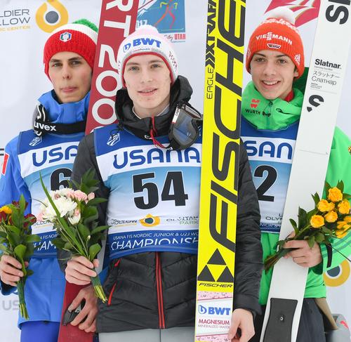 Viktor Polášek se stal juniorským mistrem světa!
