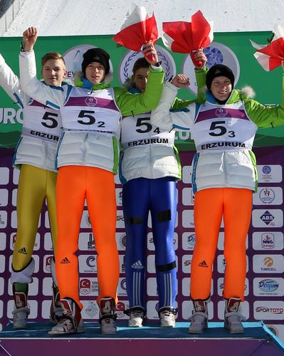 EYOF: Slowenien mit den stärksten Teams