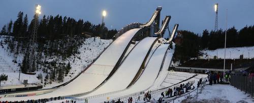 FISノルディックスキー世界選手権ラハティ大会:プログラム