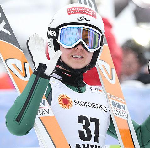 世界選手権・女子 キャラ・ホルツルが予選1位