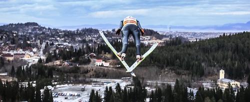 Zahlen & Fakten zum Weltcup Skispringen in Trondheim