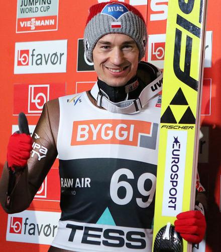 Kamil Stoch wieder der Beste in der Qualifikation