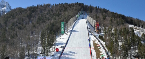 Программа КМ по полетам на лыжах в Планице