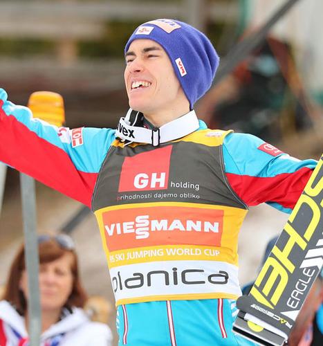 Stefan Kraft erster Sieger am Final-Wochenende