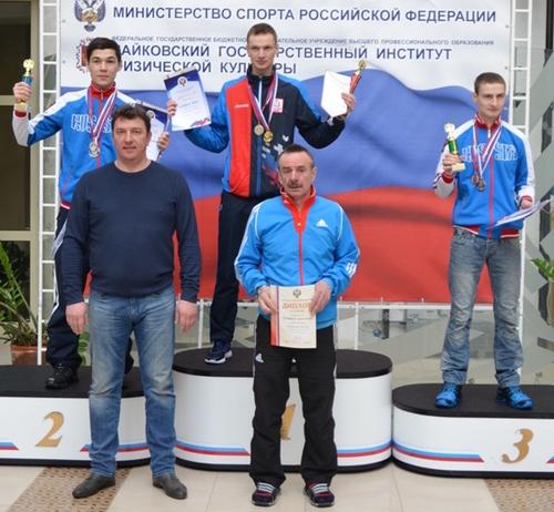 Корнилов и Каблукова - чемпионы России