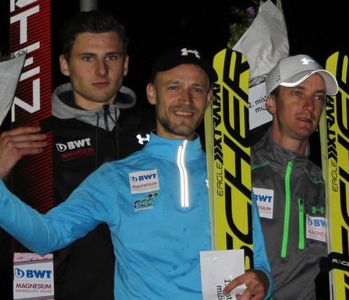 Velkou cenu vyhrál Roman Koudelka, poslední závod Jana Matury