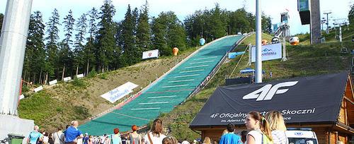 Programm FIS Skisprung Grand Prix Wisla