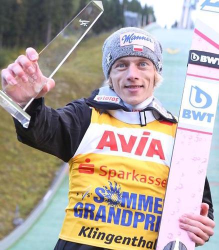 Perfekte Sommersaison für Dawid Kubacki