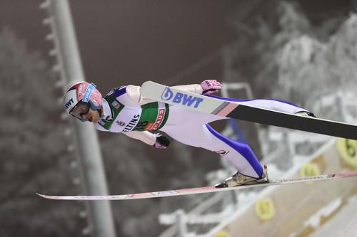 Českým skokanům se ani druhý týmový závod sezóny nevydařil