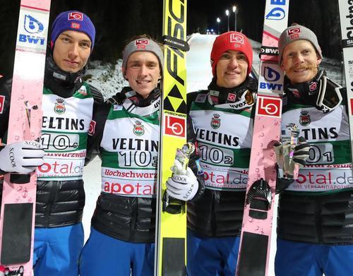 Три победы в сезоне у Норвегии