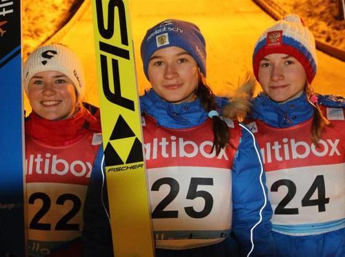 Женский КК: российские спортсменки доминировали в Нотоддене