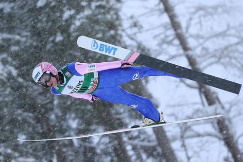 Freitag v posledním předvánočním závodě dominoval, Češi opět za třicítkou