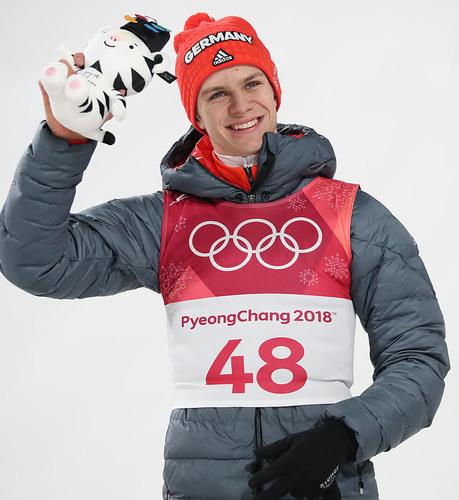 Olympia: Willinger Stephan Leyhe gewinnt Silber im Teamspringen