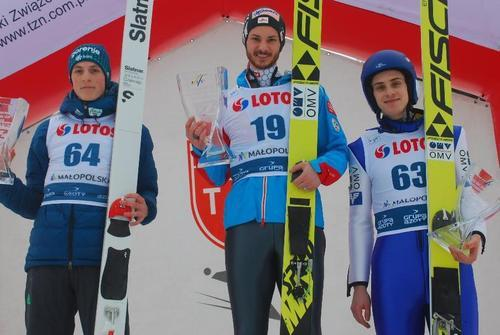PK - Manuel Fettner wygrywa w Zakopanem