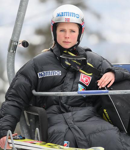 Maren Lundby najlepsza w treningach na Holmenkollen