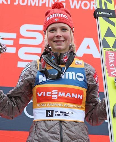 Maren Lundby wygrywa w Oslo