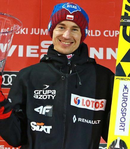 Kamil Stoch auch in Trondheim vorne