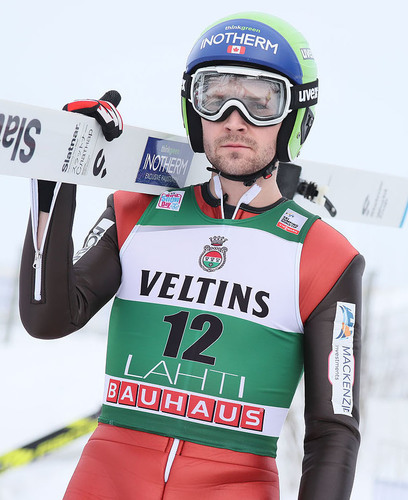 Mackenzie Boyd-Clowes in Vikersund nicht am Start